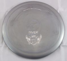 Gold Line River Driver 175g Latitude 64 Discs Silver Disc Golf Disc