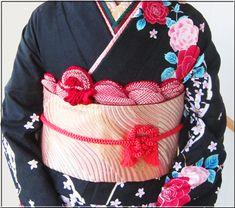お振袖の帯結び&帯締め・帯揚げアレンジ〈同志会25年度編〉 | 素敵大好き♪美輝美容室 Asian Fashion, Blog, Yahoo, Clothes, Japan, Bustle, Kimonos, Outfits, Clothing