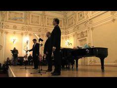 111. F. Schubert. Ave Maria. Vladimir Miller, basso profundo. Three Russian bass profundo. mp4 - YouTube