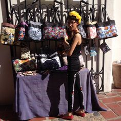 Bowers museum, Santa Ana CA. This beautiful young woman works there...I've seen her grow up.