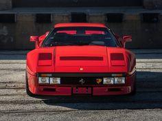 // Ferrari 288 GTO. Via Carversed