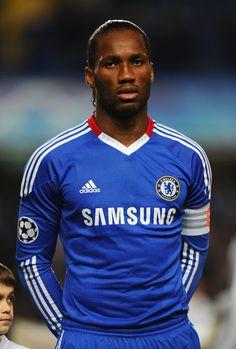 Didier Drogba #11 (Côte d'Ivoire)