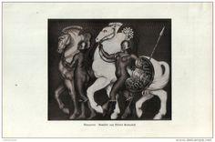 Amazonen (Nikolai Kalmakoff)  /  Druck, entnommen aus Zeitschrift, 1927