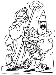 Wat doen Sint en Piet nu?
