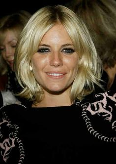 sienna miller bob - works middle part too
