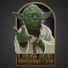 Long and prosper live, by Thiago Krening.