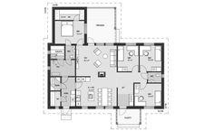 Sims House, Atrium, Humble Abode, Own Home, Future House, House Plans, Sweet Home, Villa, Floor Plans