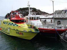 RS 422 Eyr Myken stationed at Rødøy