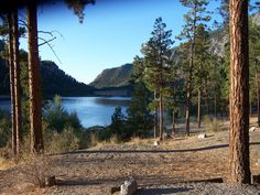 Early Winters Campground Washington.  I've camped on this very spot!