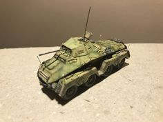 1/87 HO Artitec Sdkfz 231 8 rad, for Kursk diorama