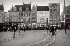 Historic Centre of Brugge Flemish Architecture by CestLaVieArt