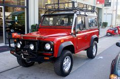 Cars Dawydiak 1994 Land Rover Defender 90 - | Used Inventory
