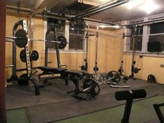 Design Home Weight Room On Pinterest Home Gyms Home