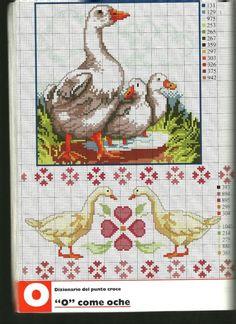Gallery.ru / Фото #30 - νουμερ - ergoxeiro Cross Stitch Bird, Cross Stitch Charts, Cross Stitch Embroidery, Cross Stitch Patterns, Owl Quilt Pattern, Applique Patterns, Quilt Patterns, Sketch 4, Little Birds