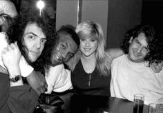 Paul Stanley, Mike Tyson, Samantha Fox and Billy Squire