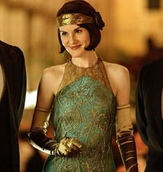 the-garden-of-delights: Michelle Dockery as Lady Mary Crawley in Downton Abbey (TV Series, Downton Abbey Costumes, Downton Abbey Fashion, Downton Abbey Mary, Michelle Dockery, 20s Fashion, Party Fashion, Vintage Fashion, Dame Mary, Lady Mary Crawley