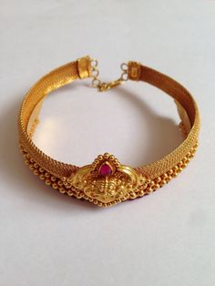 Gold Jewelry In Nepal Vanki Designs Jewellery, Gold Jewellery Design, Gold Jewelry Simple, Indian Wedding Jewelry, Gold Bangles, Necklace Designs, Antique Jewelry, Antique Gold, Pendant Jewelry