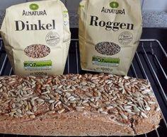Dinkel & Roggen Vollkornbrot
