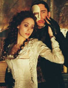 Christine Daaé & The Phantom (Erik)
