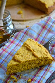 The View from Great Island | Pumpkin Cornbread
