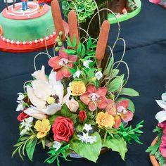 Cake International Floral Sugarcraft-12