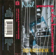 Neil Young & The Bluenotes (5) - This Note's For You: buy Cass, Album at…