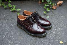 sports shoes 6bf1e 03fa8 Dr.Marten s Made in England Doc Martens, Mocassini, Scarpe Estive, Uomini,