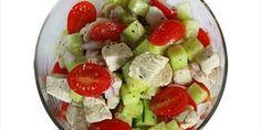 Tossed Chicken Salad