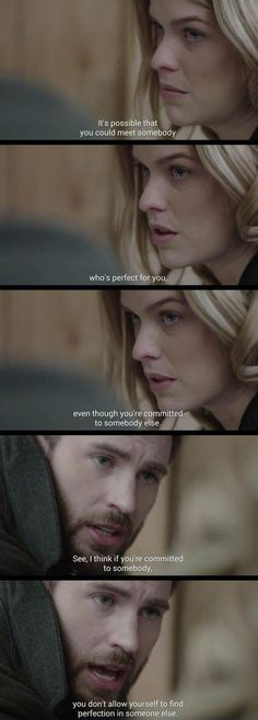 """""""Nick Vaughan: No, no, see, I think if you're committed to somebody, you don't allow yourself to find perfection in someone else. *He's so damn right - Cookie"""" Family Quotes Love, Quotes To Live By, Before We Go Quotes, Citations Film, Sad Movies, Indie Movies, Film Quotes, Sad Movie Quotes, Super Quotes"""