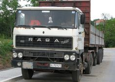 Big Rig Trucks, Old Trucks, Commercial Vehicle, Eastern Europe, Hungary, Transportation, Automobile, Vehicles, Motorcycles