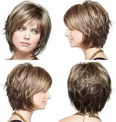 2019 Bayan Kısa Saç Kesim Modelleri 2019 Women Short Hair Cut Models – Beautiful Words Related Charming Curly Hairstyles For All Hair Lengths Layered Short Haircuts to Rock the Popular Pixie And Bob Short Hair Styles for Summer Bob Hairstyles For Fine Hair, Short Hairstyles For Women, Hairstyles Haircuts, Bob Haircuts, School Hairstyles, Graduation Hairstyles, Wedding Hairstyles, Short Hair With Layers, Short Hair Cuts For Women
