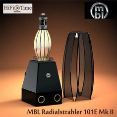 HIFi Time Review MBL Radialstrahler 101E MkII loudspeaker - HIFi Time Review