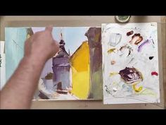 #painting #drawing #art Medieval cityscape from Transylvania with oil. - YouTube Medieval, Drawing Art, Drawings, Videos, Painting, Oil, Facebook, Youtube, Painting Art