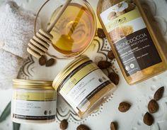 Descubrimos la línea corporal de almendra y miel de Amaflora, perfecta para recuperar la piel tras el verano por su alto poder hidratante y nutritivo.