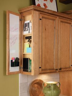 add to end of wall cabinets