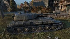 WoT IS M 13 FRAGS 2093 EXP - Ruinberg