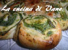 Torta rose di spinaci e salmone
