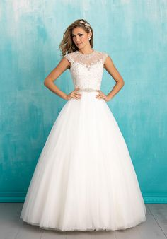 Allure Bridals 9301 Wedding Dress - The Knot