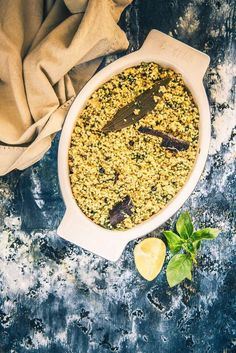 Spinach Millet Pulao deliciously packs the nutrients obtained from fresh spinach and extremely salubrious ingredient like millet. Millet Recipes, Rice Recipes, Baby Food Recipes, Indian Food Recipes, Vegetarian Recipes, Healthy Recipes, Vegan Vegetarian, Yummy Recipes, Best Rice Recipe