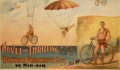 Bike Chute Aeronaut