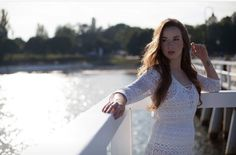 My Sunshine, White Dress, Dresses, Girls, Youtube, Fashion, Vestidos, Toddler Girls, Moda