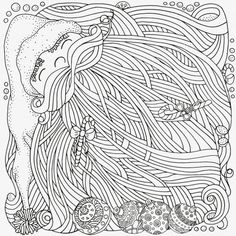 46 Best Advanced Christmas Coloring Images Coloring Pages