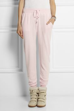 Banjo & Matilda Beach Cashmere Track Pants in Pink