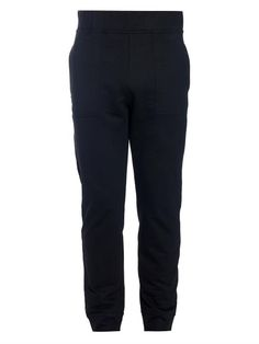 A.P.C Cotton-jersey track pants