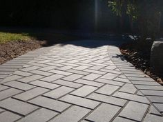 walkway designs with pavers