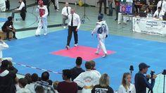 Kampf #Taekwondo Norddeutsche Meisterschaft in Pinneberg - #Vollkontakt ...