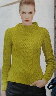 Knitting sweaters Citta, Mani di Fata, 2012, 1 .. Discussion on LiveInternet - Russian Service Online Diaries