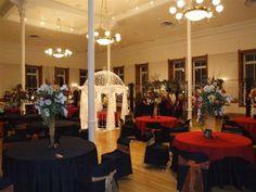 Provo Library Ballroom wedding venue