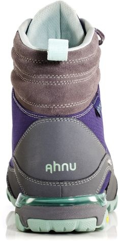 Ahnu Sugarpine Waterproof Hiking Boots - Women's - REI.com