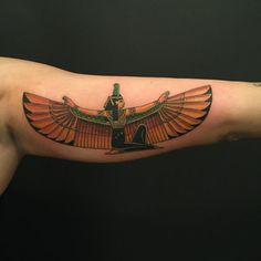 40+ Ancient Egyptian Tattoo Designs and Symbols - History on The Body